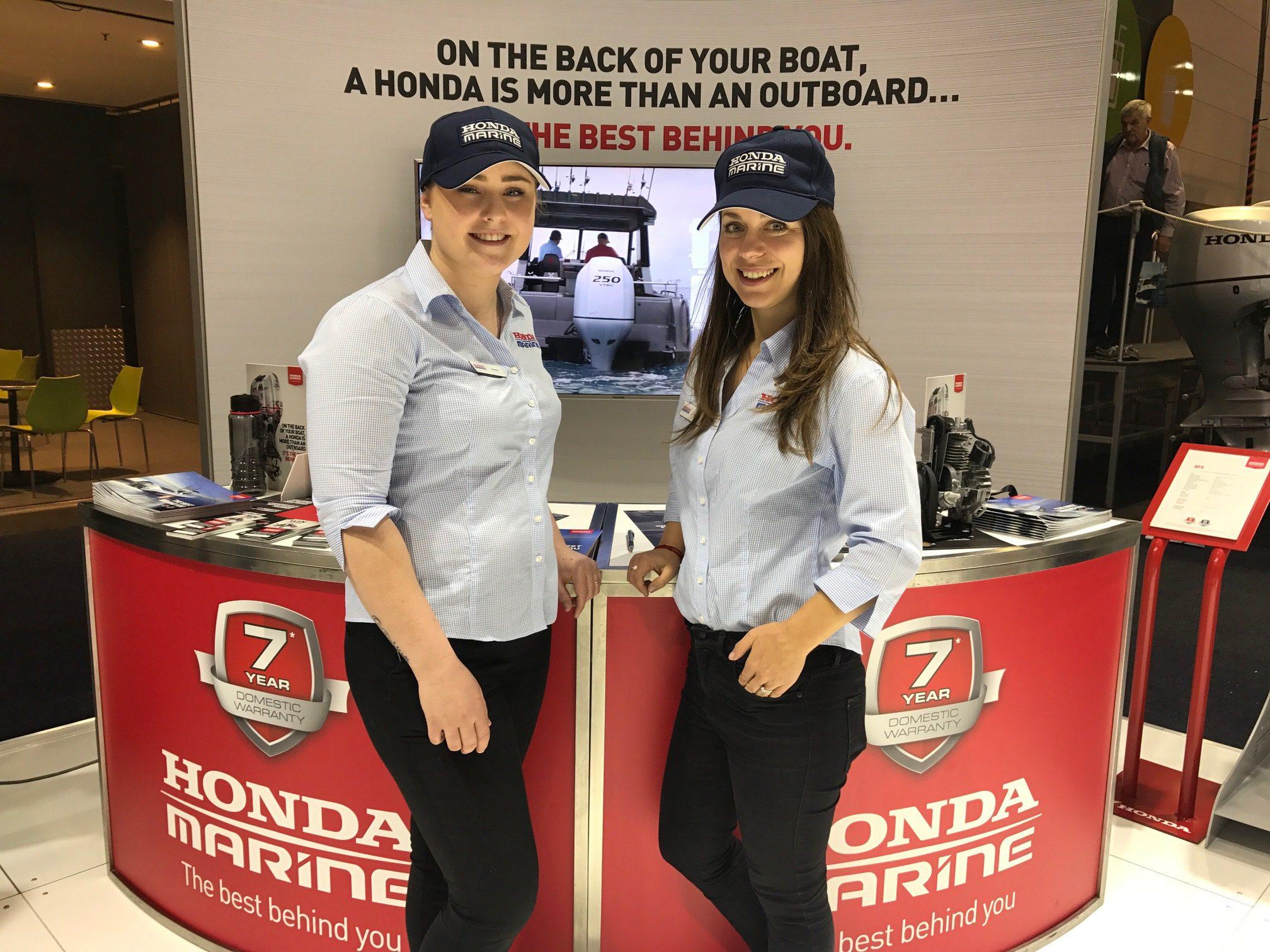 AMS Promotions - Honda Marine