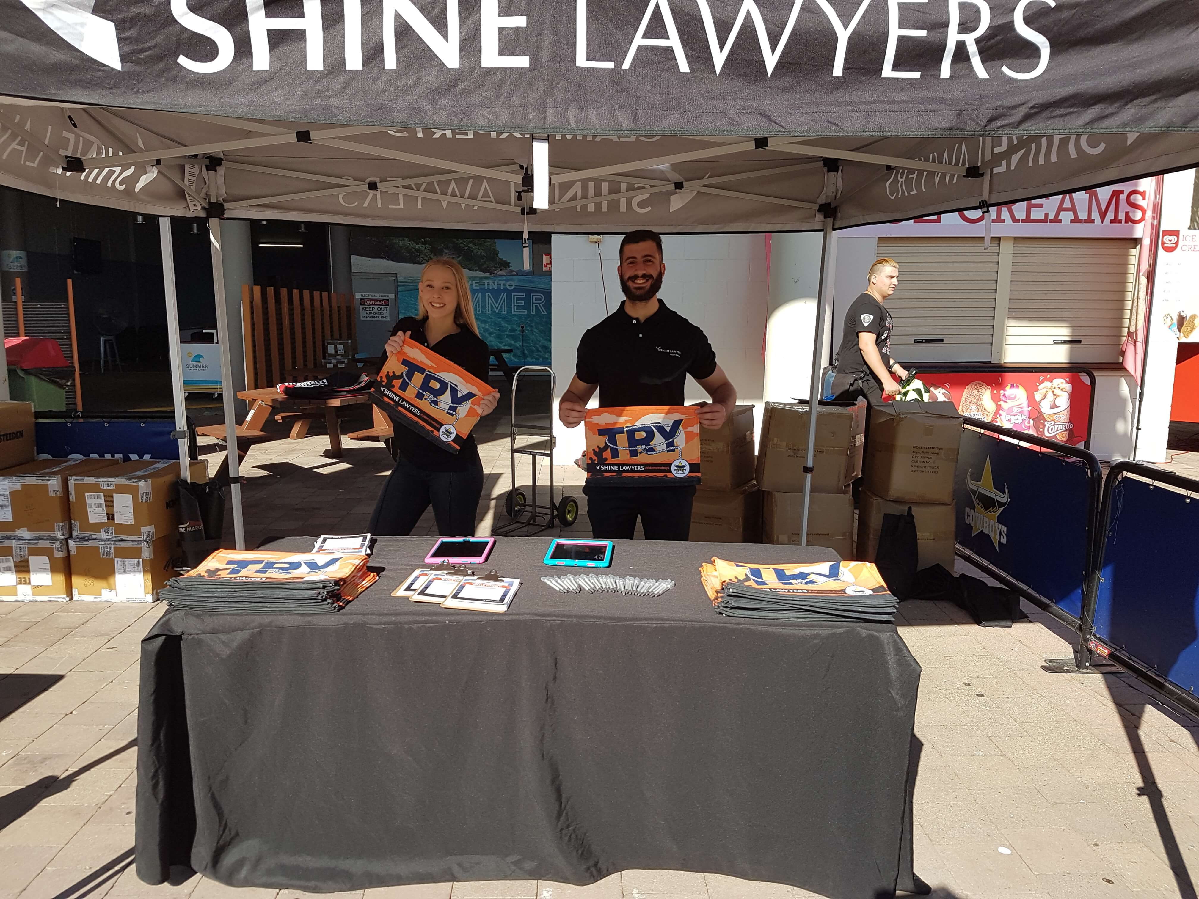 AMS Promotions - Shine Lawyers
