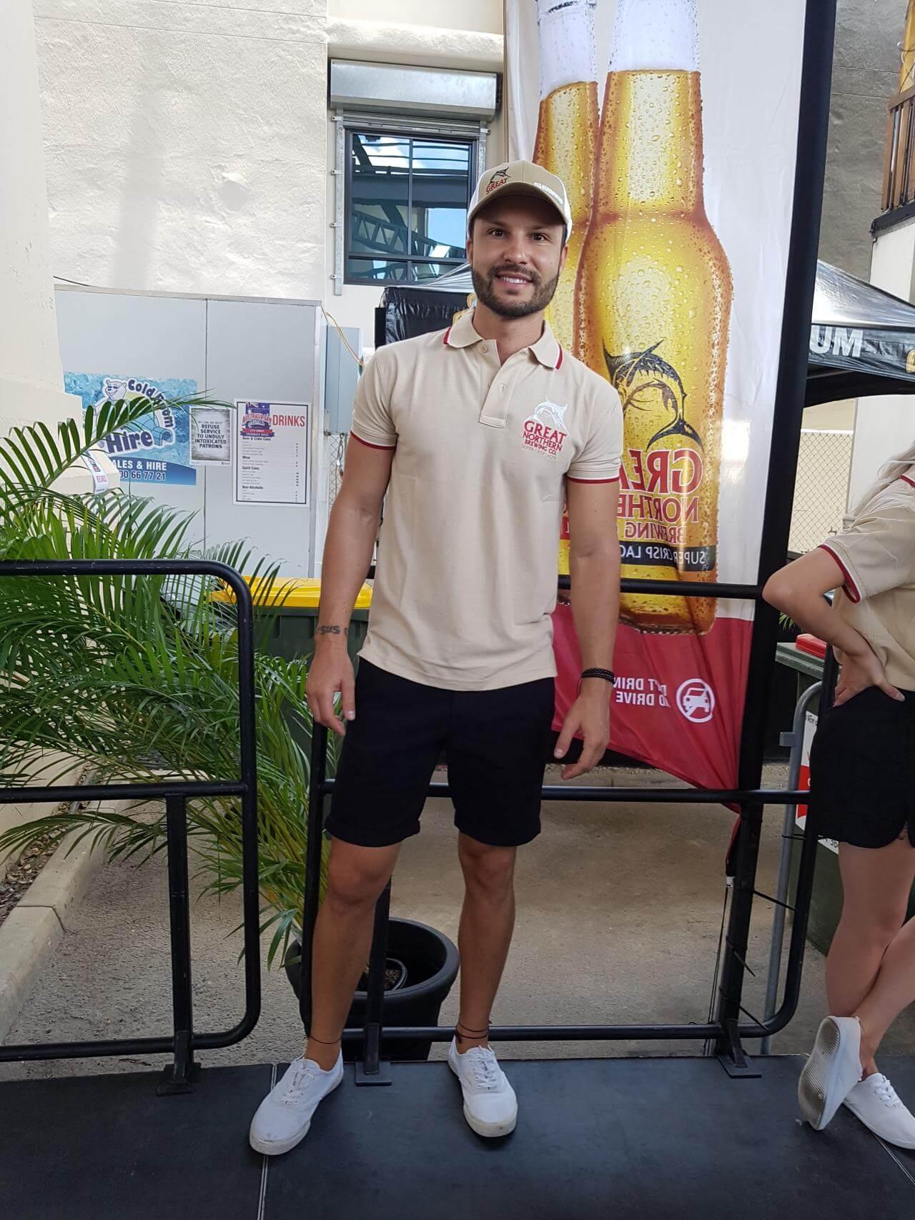 Rodrigo Lima - QLD