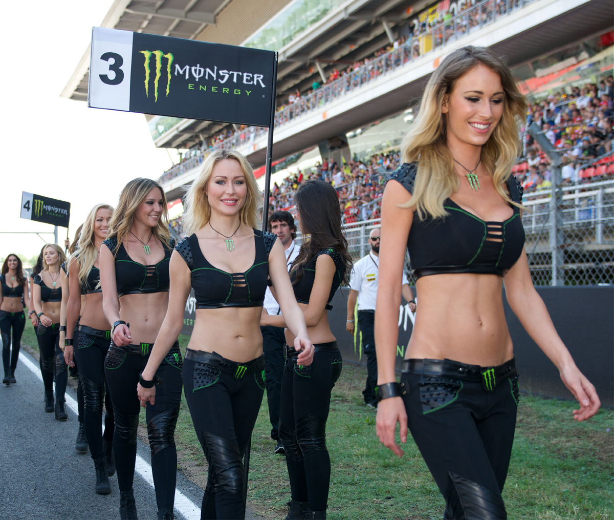 Grid Girls..post Your Favourite Pics!