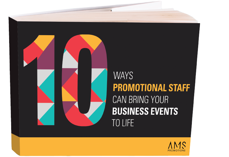 AMS Promotions Ebook 10 Ways Promotional Staff
